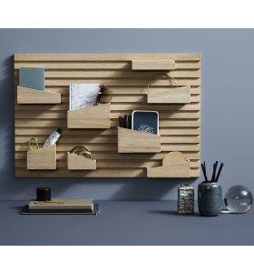 WOUD - Input Organizer - solid oak