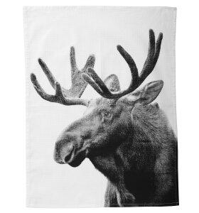 By Nord - Moose, tea towel