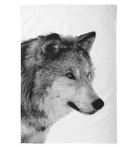 By Nord - Viskestykke, Wolf, 56x78