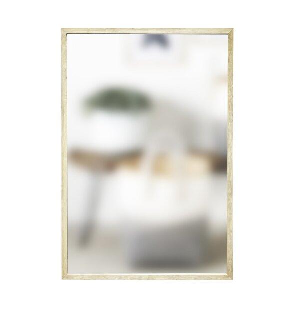 Hübsch - Spejl eg 64x94 - Selvhenter vare