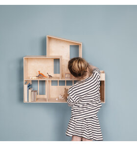 ferm LIVING Kids - Miniature Funkis Hus