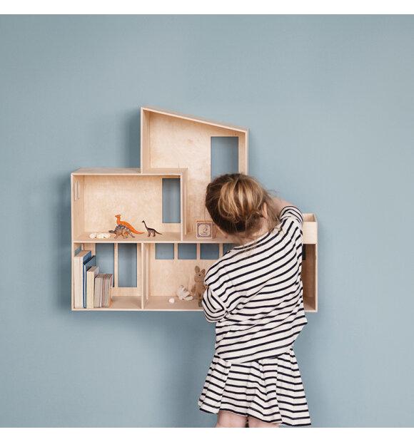 ferm LIVING Kids - Miniature Funkis Hus