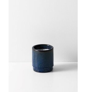 ferm LIVING - Scented candle - blue