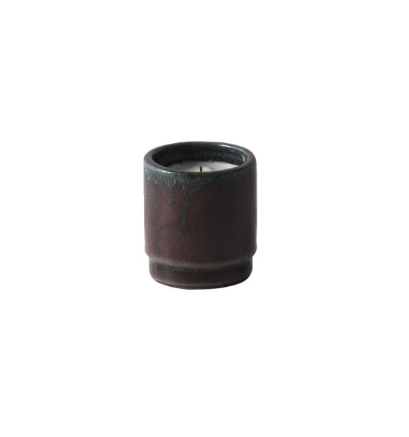ferm LIVING - Scented candle, red