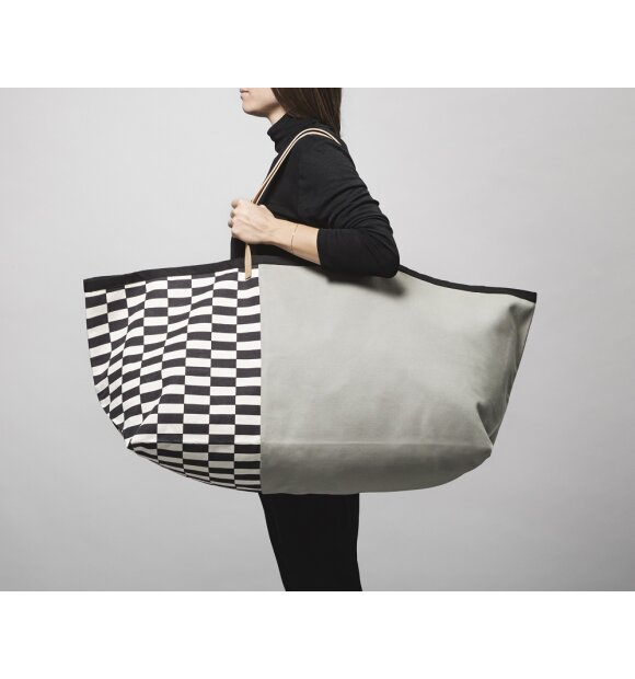 ferm LIVING - Herman Big Bag - Grey