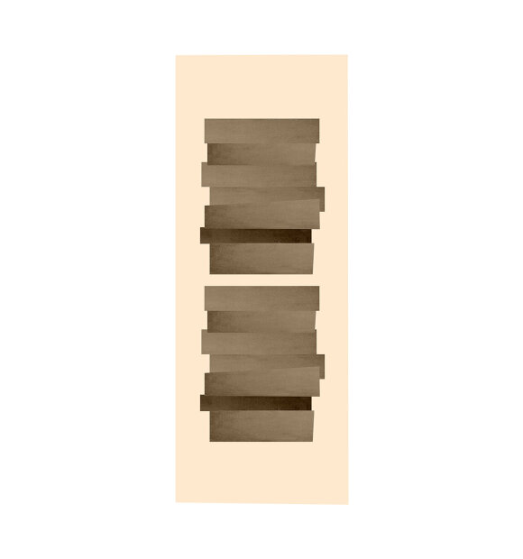 ferm LIVING - Abstraction 5, 50x130