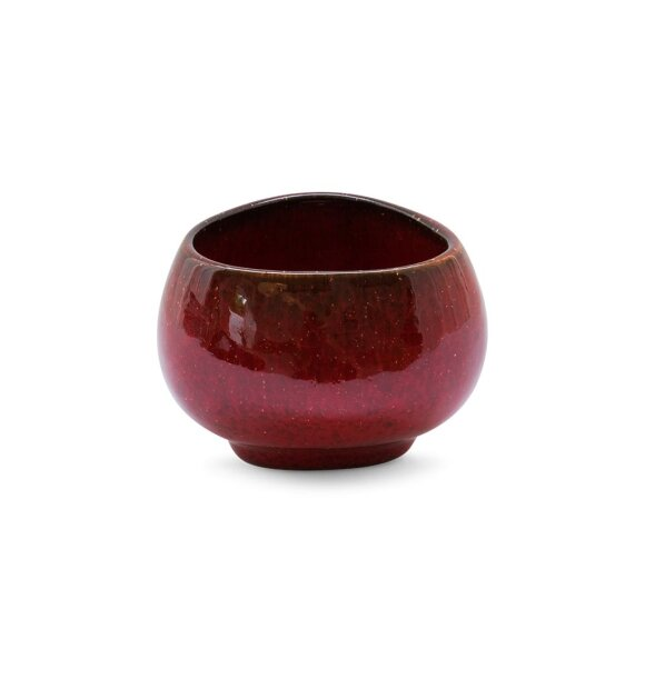 RO collection - Bowl No. 7, Ox red