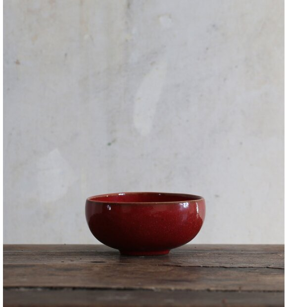 Ro Collection - Bowl No. 8, Ox red