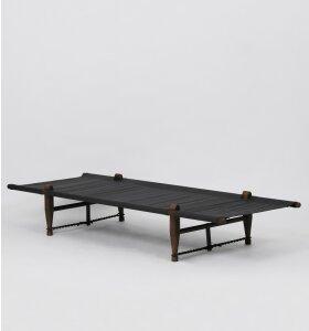Skovshoved Møbelfabrik - Savbriks, Sort, mørkbrun bøg - udstillingsmodel