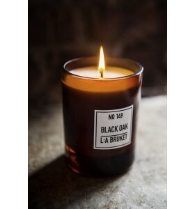 L:A Bruket - Scented Candle, Black Oak