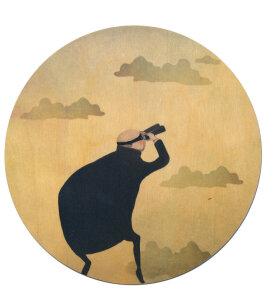 Sumo Illustration - Tidsrøver #2