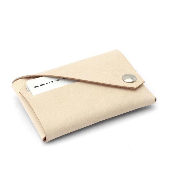 Lemur Design - Pung læder, Natur