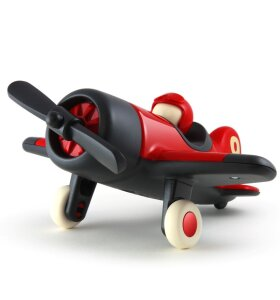 Playforever - Mimmo Aeroplane Red
