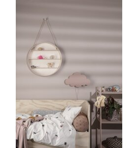 ferm LIVING Kids - Cloud lampe, Dusty Rose