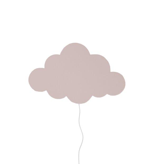 ferm LIVING Kids - Cloud lampe, Dusty Rose