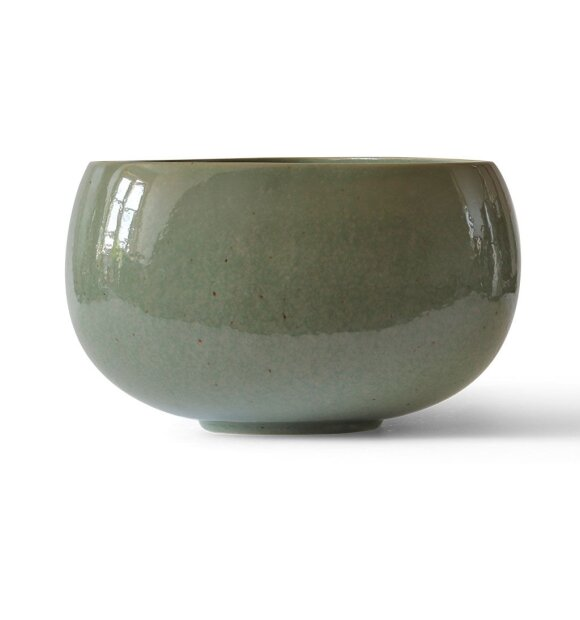 Ro Collection - Bowl No. 9, Chromium Green