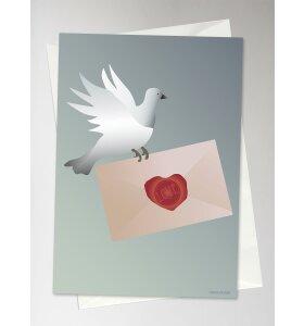 Vissevasse - Love Letter