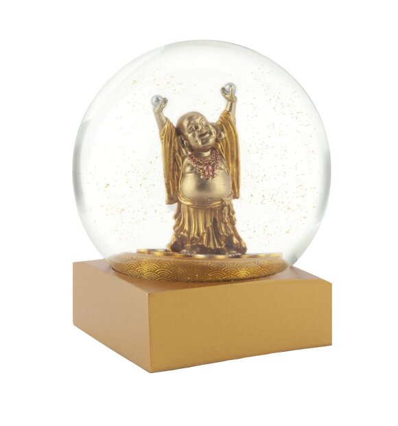 Coolsnowglobes - Snow Globe, Laughing Buddha