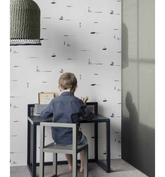 ferm LIVING Kids - Little Architect skrivebord, mørkeblå