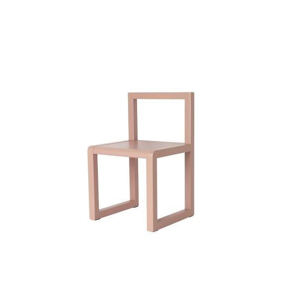 ferm LIVING Kids - Little Architect Chair, rosa