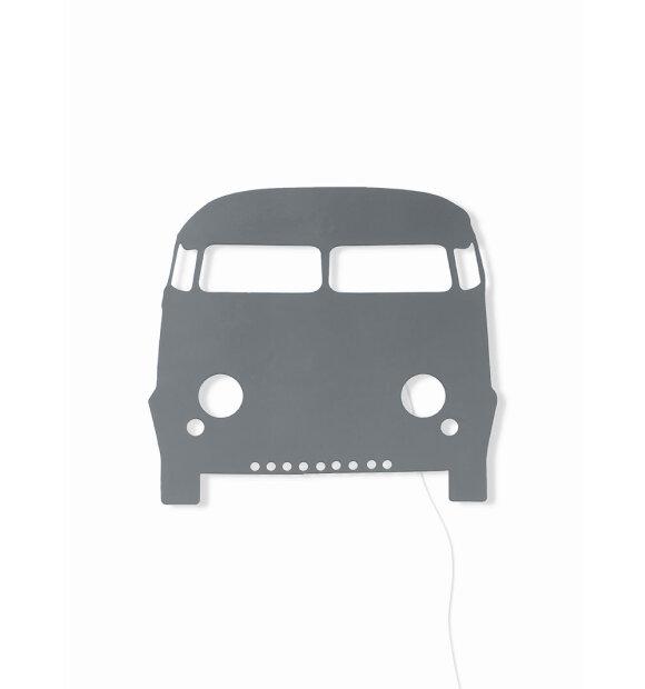 ferm LIVING Kids - Car Lamp - mørkegrå
