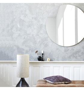 House Doctor - Spejl Walls, kæmpestort rundt spejl Ø:110, klart - Hent selv