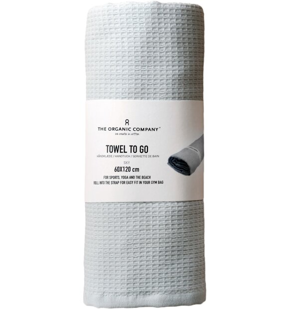 The Organic Company - Towel To Go, sky