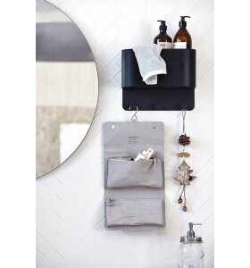 House-Doctor - Spejl Walls Ø:80, gråt - hent-selv