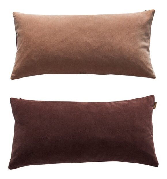 OYOY Living Design - Lia Cushion, Old Rose/Nutmeg