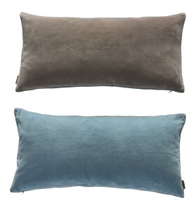 OYOY Living Design - Lia Cushion, Tourmaline/Grey Brown