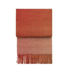 Elvang - Horizon plaid rød