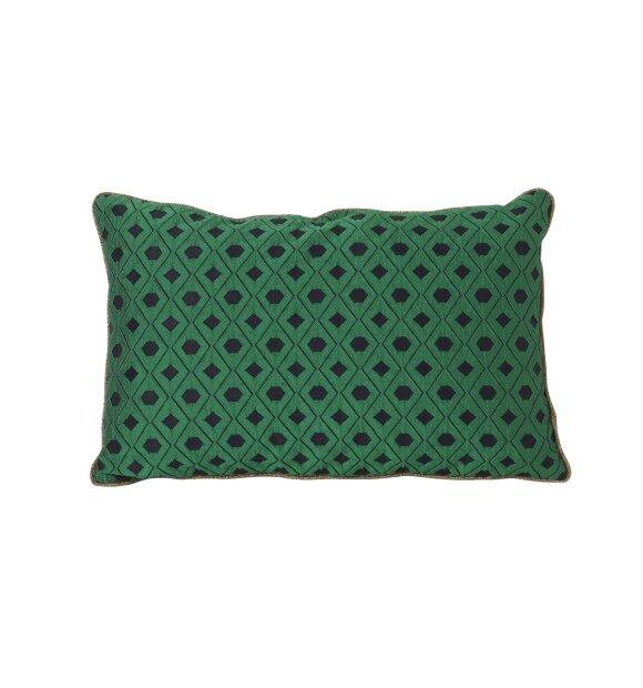 ferm LIVING - Salon pude, Mosaic grøn 40'25