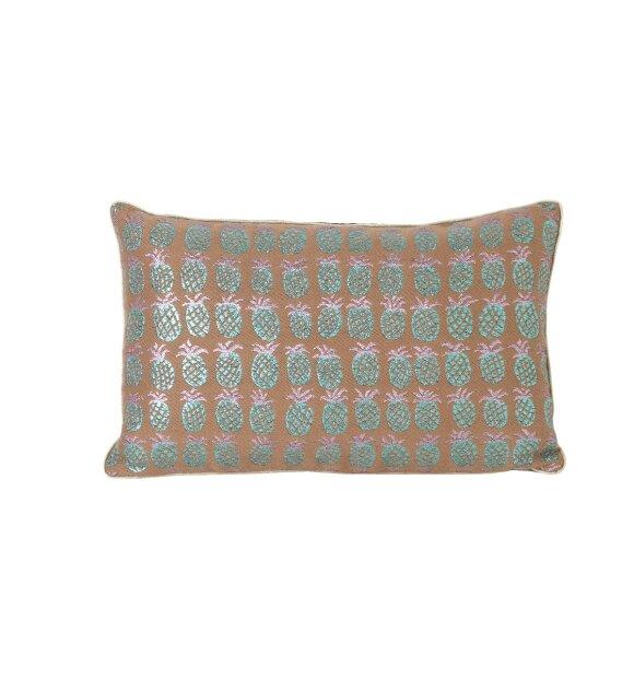 ferm LIVING - Salon pude, Pineapple 40*25