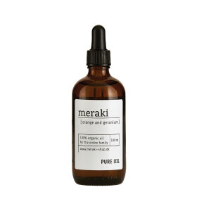 meraki - Pure oil, Orange/Geranium 100ml