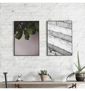 Paper Collective - Marble Steps 50x70