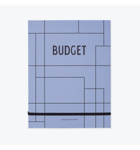 Design Letters - Budget Book