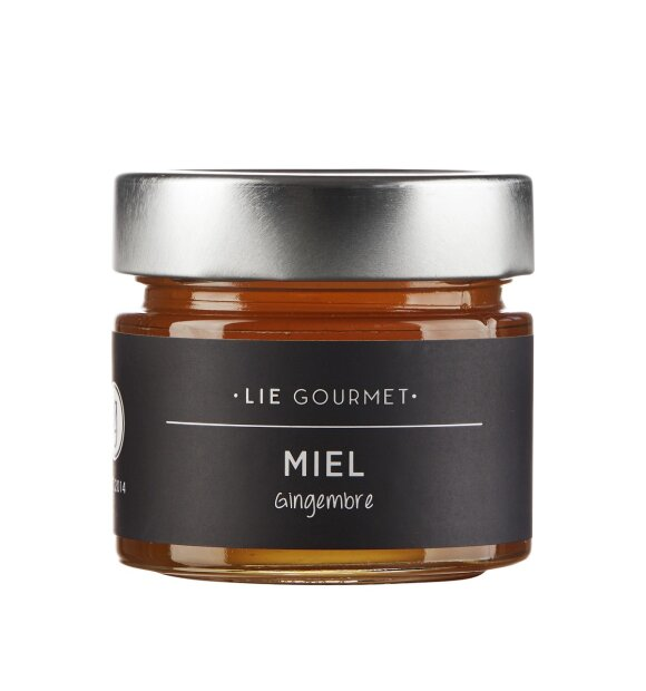 Lie Gourmet - Honning med ingefær