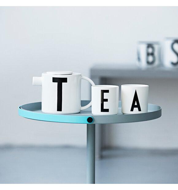 Design Letters - Tepotte med T på - AJ Tea pot