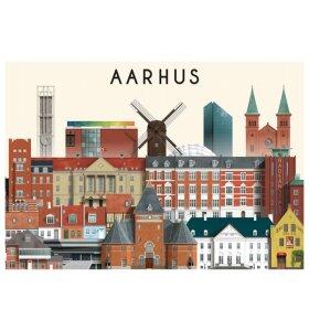 Martin Schwartz - Aarhus II - A5