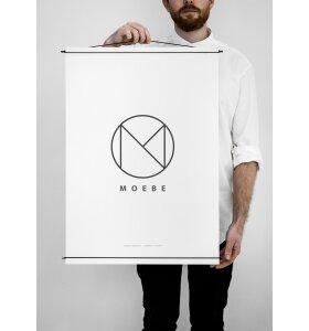 Moebe - Plakat ophæng 70x100