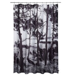 By Nord - Pine Forest Shower Curtain