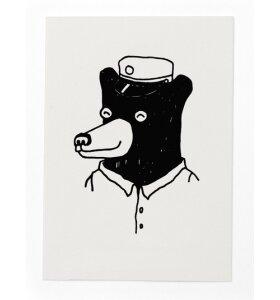 Strups - Student Bear Boy A5