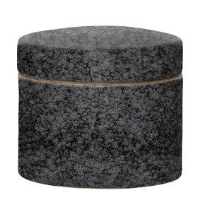 Bloomingville - Noir lågkrukke, 11,5 cm.