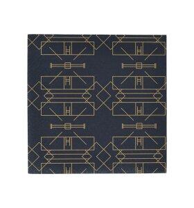 House-Doctor - Serviet, Art Deco 33x33