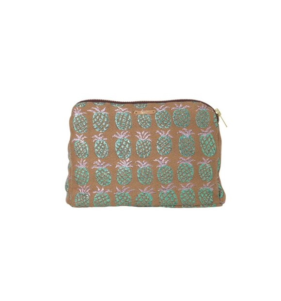ferm LIVING - Salon Purse, Pineapple