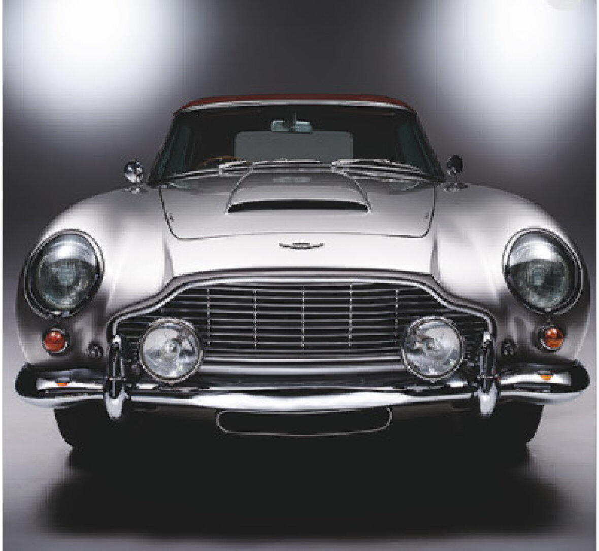The Aston Martin Book Fra New Mags