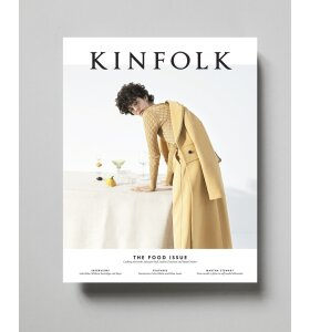 New Mags - Kinfolk edition 25