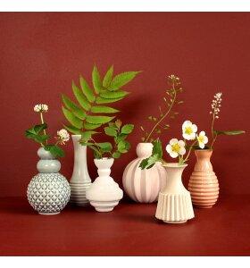 dottir NORDIC DESIGN - Samsurium Minibell, 3 vaser