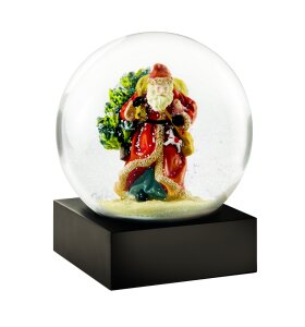 Coolsnowglobes - Snow Globe Saint Nick