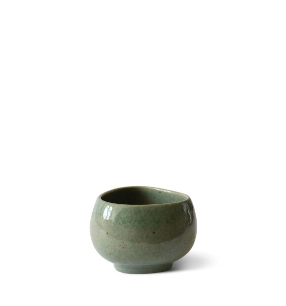 Ro Collection - Bowl No. 7, Chromium Green